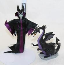 Ensemble mini poupée Maléfique DISNEY STORE Mini Doll sorciére dragon (VI-20909)