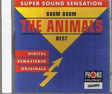 Animals, The Boom Boom (Best of) Zounds CD RAR