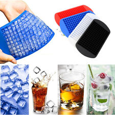 Silicone Mini Ice Cube Tray Candy Gummies Chocolate Mould Icing Mold 160 Grids