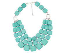 Turquoise Resin Fashion Jewellery
