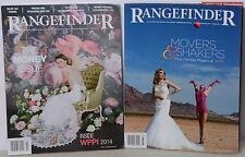 Rangefinder Magazine ~ 2 Issues ~  February ~ March 2014