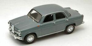 Alfa Romeo Giulietta TI Gdf Guardia di Finanza 1959 1:43 Model RIO