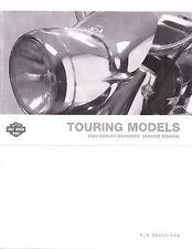2004 Harley Touring FLH FLT Repair Service Workshop Shop Manual 99497-04