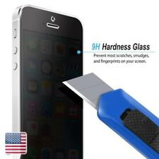 iPhone 5/5S/SE Anti-Spy Privacy Tempered Glass Screen Protector Ultra Shield