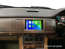 Wireless Apple CarPlay and Android Auto upgrade for Jaguar XF 2011-2015