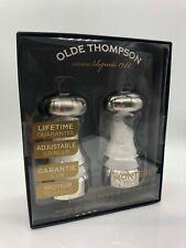 Olde Thompson Monterey Salt Shakers