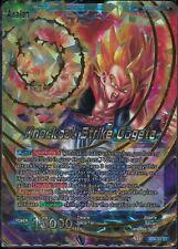 Dragonball Super Card Game Structure Deck - Resurrected Fusion - Gogeta Deck
