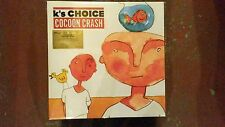 K'CHOICE - COCOON CRASH - LTD NUMBERED 180gr LP/VINYL - NEW=SEALED