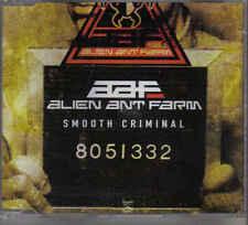 Alien Ant Farm-Smooth Criminal cd maxi single
