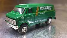 ** Trident 90075 Rockway Cargo Van Fuel Oil Corr HO 1:87 Scale
