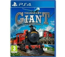 Transport Giant Be A Transport Tycoon Sony PS4 Playstation 4 **FREE UK POST**