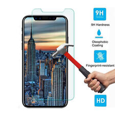 For iPhone X Screen Protector, Genuine Slim Tempered Glass