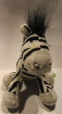 Plüschtier * Kuscheltier * Zebra * Schwarz/Weiss * My best friend *sigikid * Neu