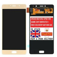 5.5'' Lenovo Vibe P2 P2c72 P2a42 AMOLED LCD Screen Touch Digitizer GOLD UK STOCK