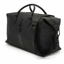 Automobili Lamborghini Travel Weekender Bag Black