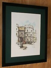 Windsor print, Jan Korthals  - Windsor wall art, 20''x16'' frame