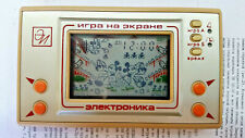 New NOS ELEKTRONIKA Game & Watch Mickey Mouse (Nu Pogodi). Soviet Nintendo USSR