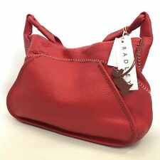 NEW RADLEY Red Casual Day-To-Day Tote Shopper Hobo Hand Bag Ladies 099039