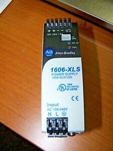NEW ALLEN BRADLEY 24 VDC POWER SUPPLY 1606-XLS120E SERIES A