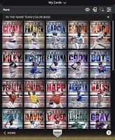 Topps Bunt In The Name Rare COMPLETE 55 Card Set (DIGITAL)