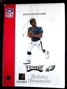 NFL Donovan McNabb Retired Philadelphia Eagles Quarterback Ornament NEW!