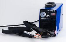 60A IGBT Inverter DIGITAL Plasma Cutter icut60 230V & accessories 1-15MM & VAT