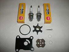 JOHNSON & EVINRUDE 9.9 & 15HP D.I.Y OUTBOARD SERVICE KIT.