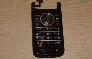 Genuine Original Motorola V8 Keypad & UI Membrane In Surround Housing