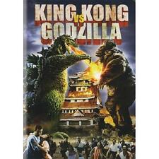 King Kong vs. Godzilla DVD NEW!   CLASH OF THE TITANS! AUTHENTIC USA RELEASE!