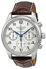 L2.759.4.78.3   BRAND NEW LONGINES MASTER COLLECTION 42MM CHRONOGRAPH MENS WATCH