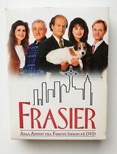 Frasier : Season 1 - DVD - 4-Disc Set - Kelsey Grammer, Jane Leeves.