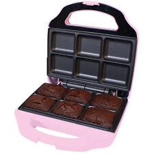Mini Brownie Maker Pink - Global Gizmos Kitchen Appliance Food Maker