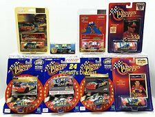 Jeff Gordon 1992--2004 DuPont/50th Win/Sesame Street NASCAR 1:64 Diecast Lot