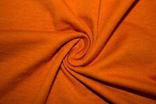 Cotton Lycra Spandex Jersey Knit Stretch Fabric Many Colors Soft BTY 9-10 Ounces