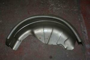 Mk1/3 triumph spitire and gt6 mk1/2 innear wheel arch bowls sold as welded pair