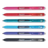 Paper Mate InkJoy Gel Retractable Pen 0.7 mm Assorted 6/Pack 1951713