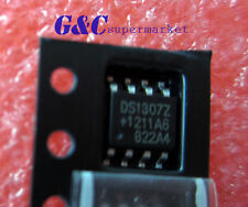 100PCS DS1307 DS1307Z SOP8 RTC SERIAL 512K I2C Real-Time Clock NEW
