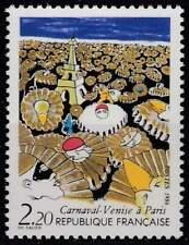 Frankrijk postfris 1986 MNH 2531 - Carnaval in Parijs