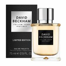 David Beckham Follow Your Instinct Eau de Toilette 75ml Spray