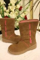 UGG Australia Kid's I Heart KISSES Short Boots Size 3 #1005859 (ugg100