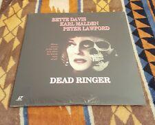 Dead Ringer Laserdisc Bette Davis Peter Lawford New Sealed Horror Movie 1992