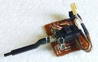 Contacteur Muting sur PCB pour ampli hifi TEAC BX-550.Pièce détachée/DIY.