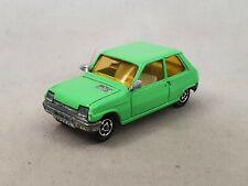Majorette Renault 5 Nr. 257 1:55 grün