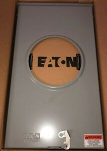 Eaton UTH5203BCH Meter Socket 200A Steel Outdoor Enclosure Brand New Never Used