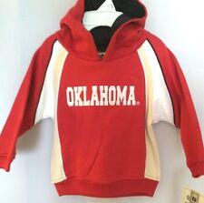 Oklahoma Boys size 18 months OU college FOOTBALL hoodie track pants Reebok set