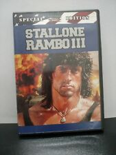 ** Rambo III - Special Edition (DVD) - Stallone - Free Shipping!