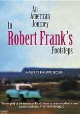 AMERICAN JOURNEY: IN ROBERT FRANK'S FOOTSTEPS - DVD - Region 1 - Sealed