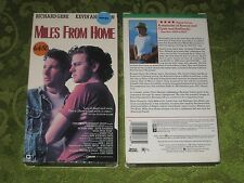 MILES FROM HOME VHS VIDEO RICHARD GERE MOVIE NOT ON DVD