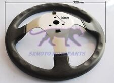 "12"" Steering Wheel w/ Cap for Go Kart Buggy Project  st12n"