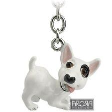 Little Paws 3720-LPKR-EBT Key Ring English Bull Terrier
